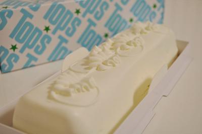 TOPS レアチーズケーキ