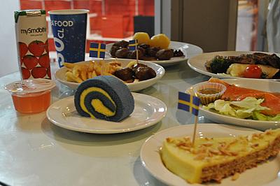 IKEA 鶴浜 ディナー