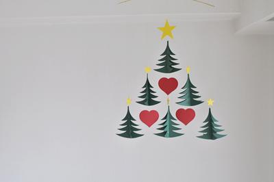 FLENSTED MOBILES Christmas Tree 6 フレンステッド モビール