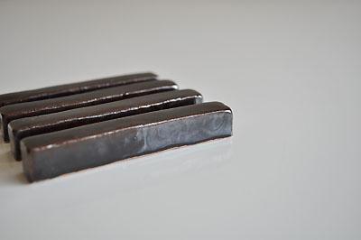 飴釉のシンプルな箸置き / 宇田 康介 さん