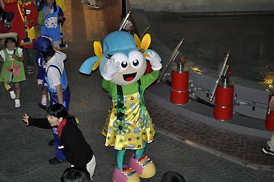 KidZania甲子園 パレード