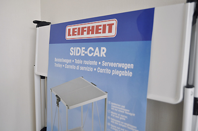 LEIFHEIT SIDE-CAR ライフハイト サイドカー キッチンワゴン