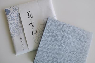 花ふきん 奈良・中川政七商店の蚊帳生地
