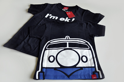OJICO 新幹線0系Tシャツ