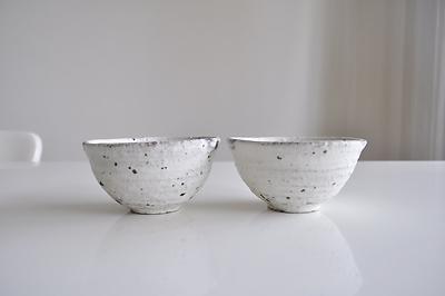 shiromoegi 汲み出し 村上 直子 五条坂陶器まつりで購入