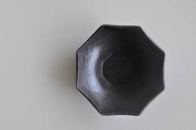 八角形小鉢 / 松尾直樹 さん 京都 陶芸作家
