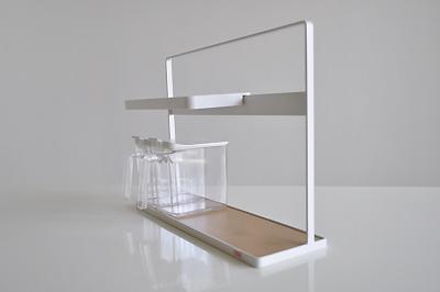 sarasa-designstore スパイスラック 白 ホワイト