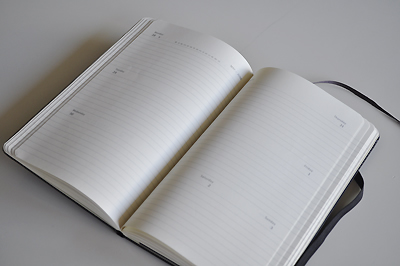 MOLESKINE モレスキン 2012 手帳を買いました。