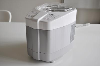山本電気 MICHIBA KITCHEN PRODUCT RICE CLEANER 匠味米