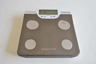 タニタの体重計 インナースキャンV を購入  BC-612  / 体組成計