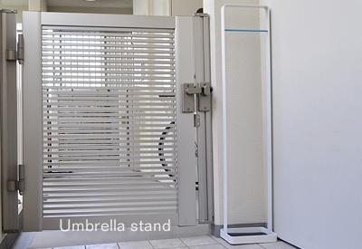 Umbrella stand 傘立て スリム