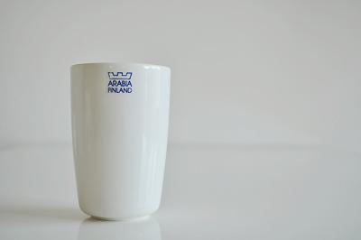 ARABIA (アラビア) OMA (オマ) ゴブレット 400ml